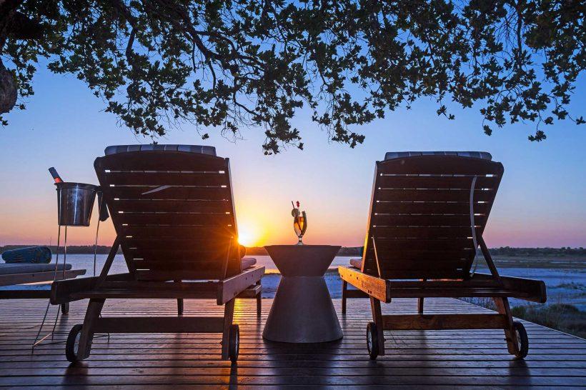 Kosi-Forest-Lodge-Romantic-sundower-on-pool-deck
