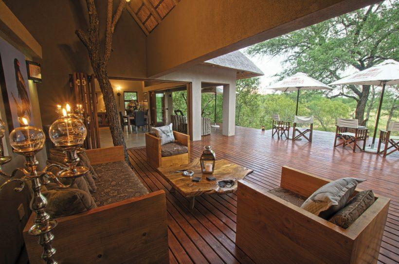 Main Lodge Area 1